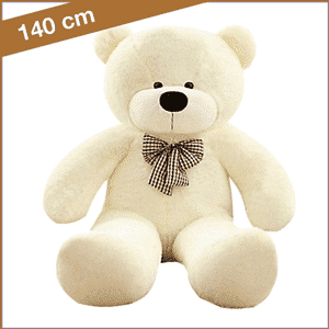 Knuffelberen 140 cm